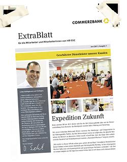 Commerzbank Extrablatt
